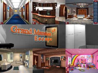 Grand mansion Escape