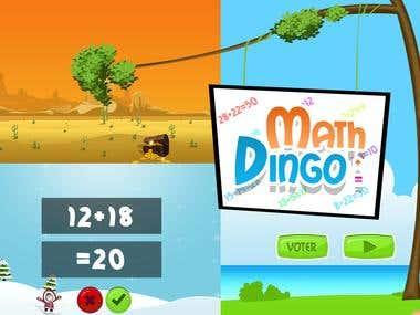 Math Dingo