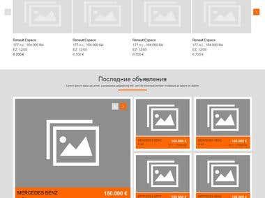 Hotel Booking Website Design