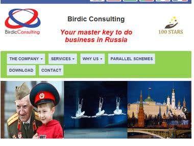 Building A Dynamic Website based on PSD