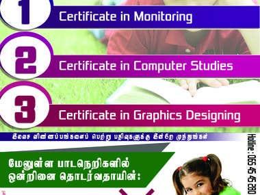 Handbill Designs