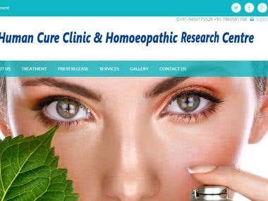 Clinic Website