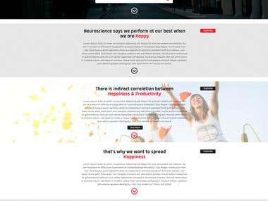 PSD MOCK UP HOME PAGE