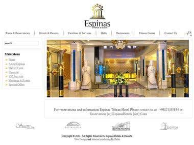 Espinas hotels (5star hotel)