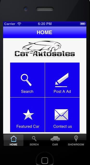 Car Sells APP