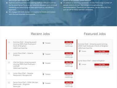Artisan Recruitment (jobs, recruitments)