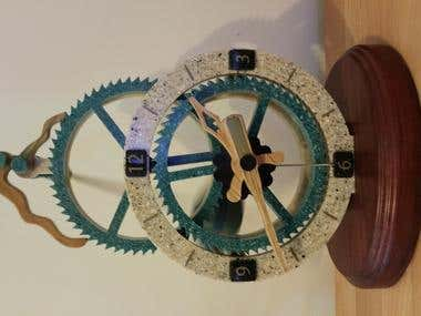 Mechanical clock