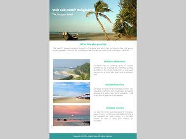 Email Templates with HTML, CSS