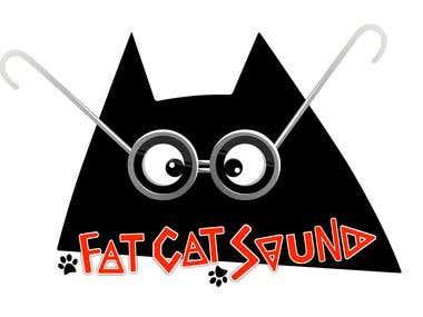 Logo Design - Fat Cat Studio