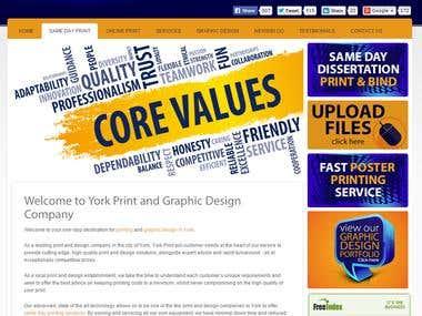York Print Company