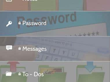 Safe Vault iOS App