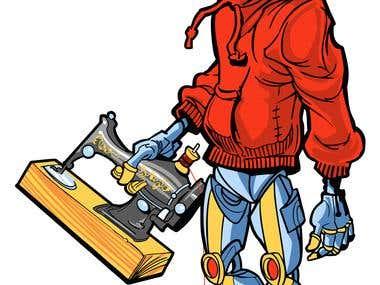 Robot Tailor