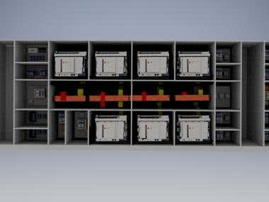 Electical panel Design