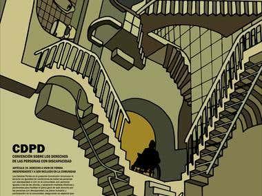 Afiche CDPD