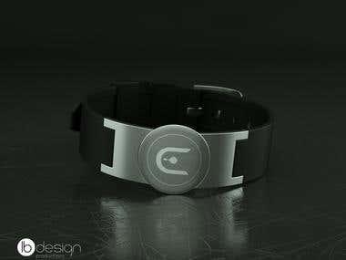 Eridium energy bracelet