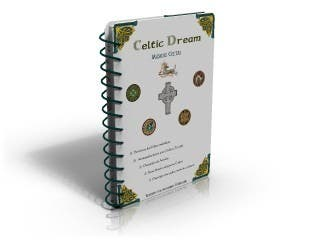 Celtic Dream songbook cover