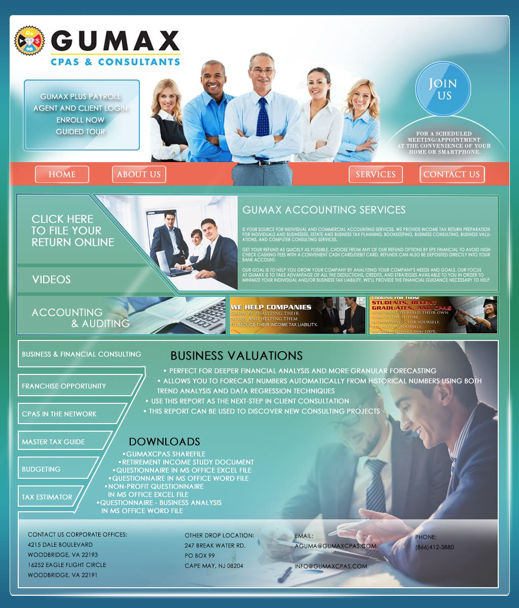 Web Page Dsign
