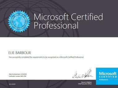 MCSE Windows Server