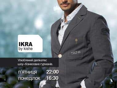IKRA M1 music channel show