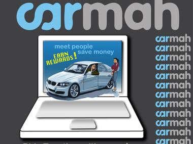 Brochure Sample for Canadian Car Share Service