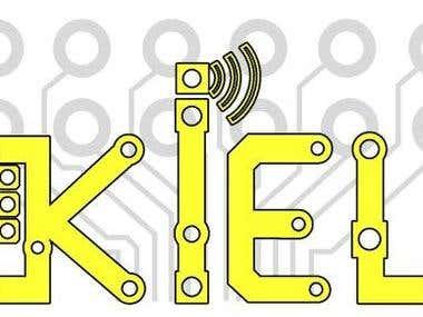 Logo for electronic