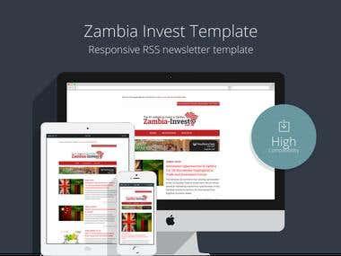 Mailchimp RSS Template