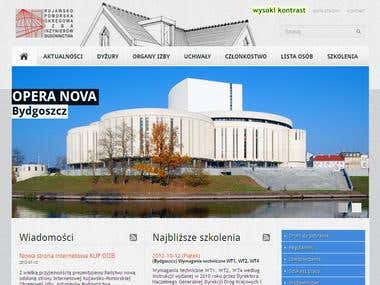 Kuyavian-Pomeranian Chamber of Civil Engineers