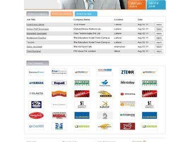 Job Portal Recruitment site