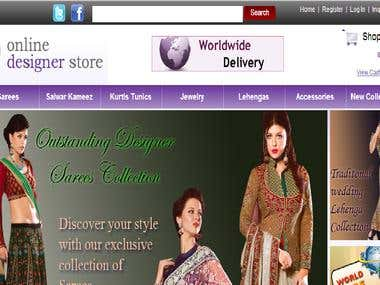 Online Desgisner Stores