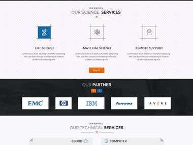 Service Related website