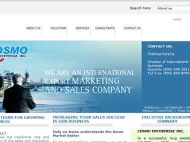 Cosmo World Export