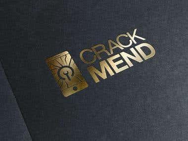 logo for Crack mend