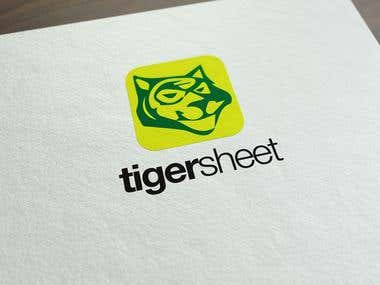 logo for tigersheet
