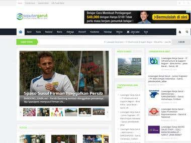 SEPUTARGARUT.COM - NEWS WEBSITE