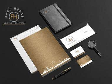 Corporate Identity - Luxury Sector