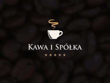 Kawa i Spolka - Logotype