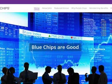 purple chips finance
