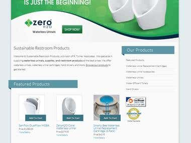 Sustainable Restroom Products