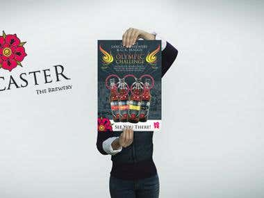 POS Poster Olympic Games