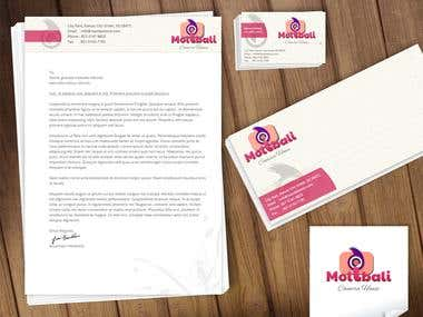 Molibali Camera House (Corporate Identity Kit)