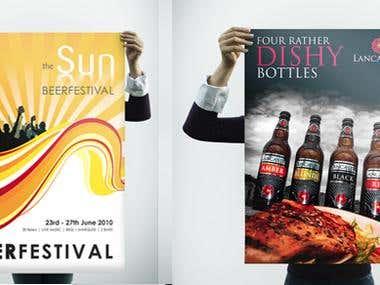 Marketing POS Posters