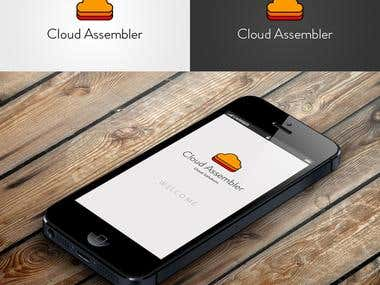 Logo for Cloud Assembler company