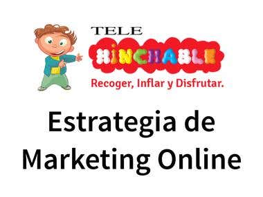 Consultoría y desarrollo de Estrategia Integral de Marketing
