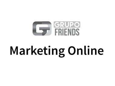 Consultoría y Desarrollo de Estrategia de Marketing Online