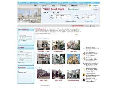 Mehta Properties-Joomla