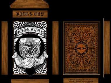 Packaging Design for the Deck of Cards