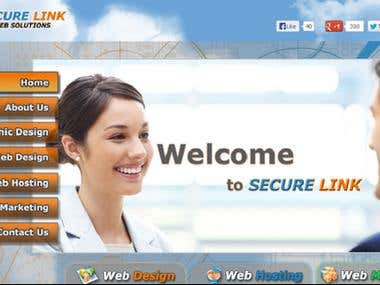 Web Hosting Site