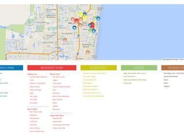 GEO Map Wordpress plugin