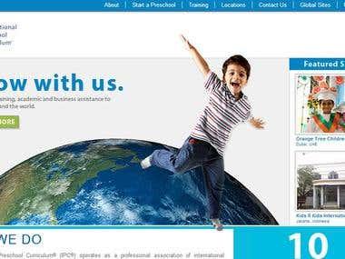 IPC Website Development