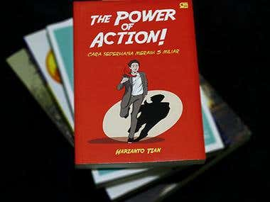 the power of action book cover